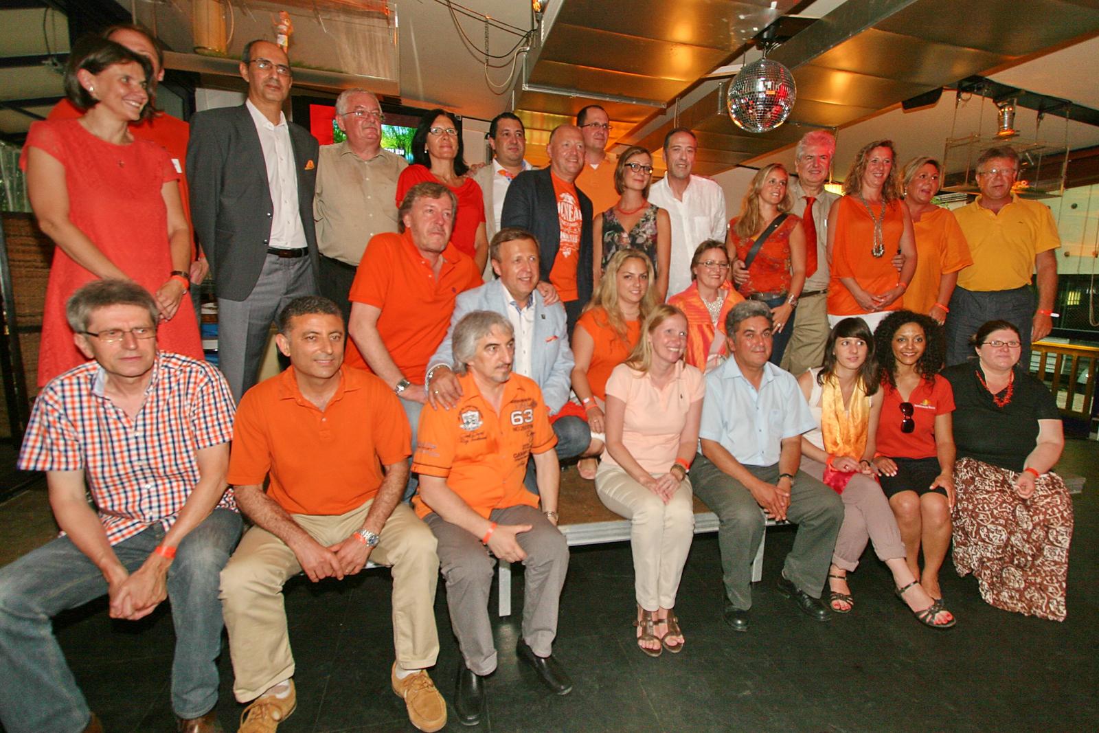 Corps Touristique Austria - Sommerlounge 2012