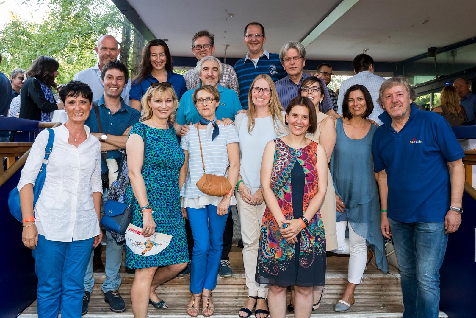 Corps Touristique Austria - Sommerlounge 2017