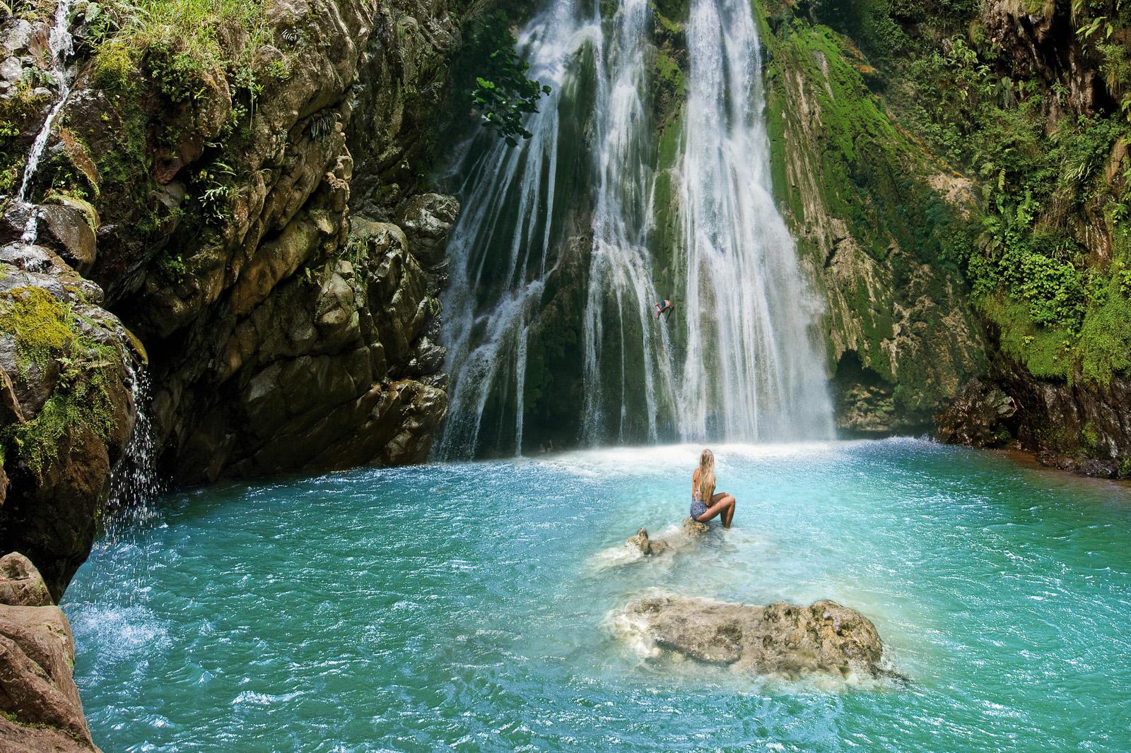 Dominikanische Republik - Salto El Limón