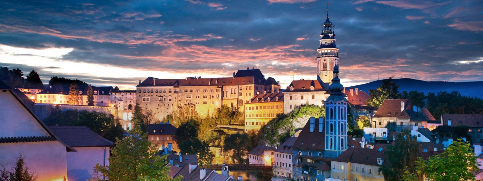 Tschechische Republik - Krumau