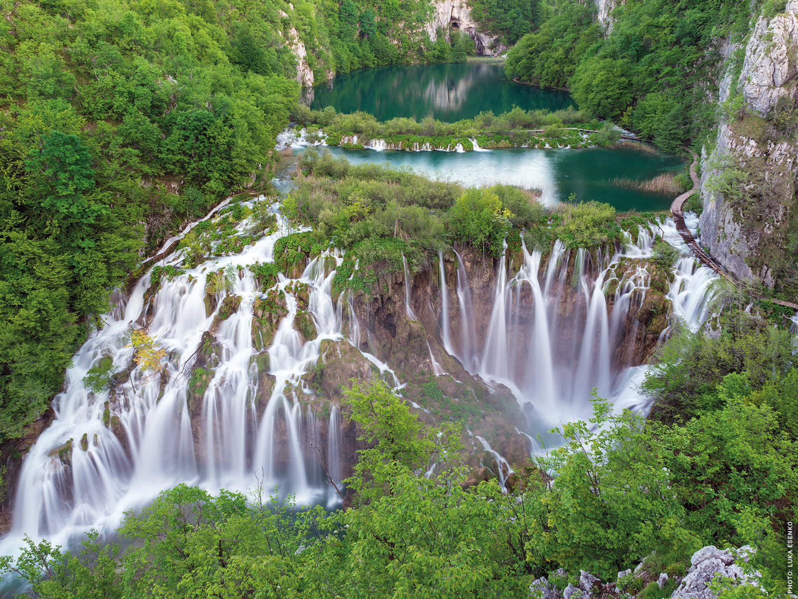 Kroatien - Plitvice
