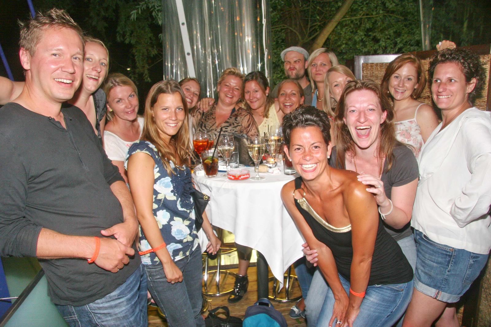 Corps Touristique Austria - Sommerlounge 2013